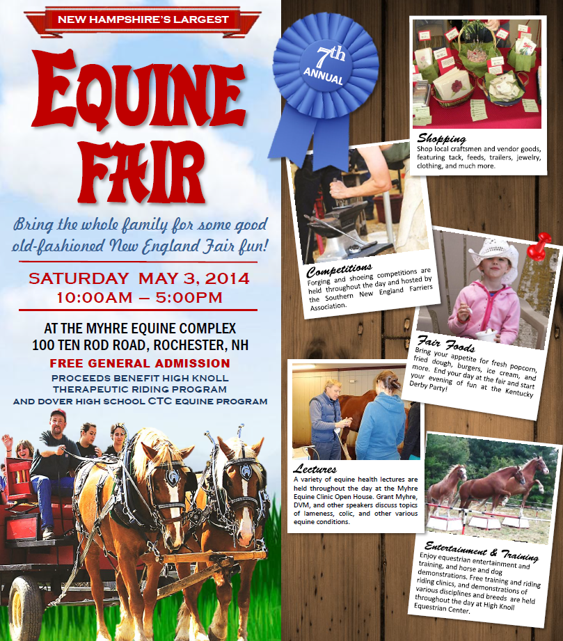Kentucky Derby Fair 2014, free general admission, 10AM to 5PM